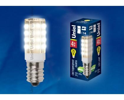 Лампа для холодильников LED-Y16--4W/WW/E14CL PLZ04WH