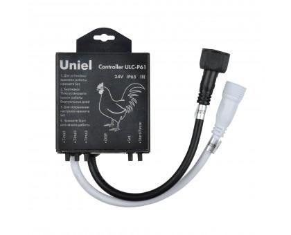 Контроллер для управления светодиодными светильниками для птицеводства