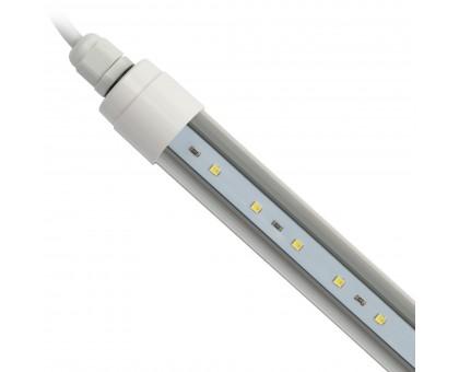Светильник для птиц светодиодный линейный. 1250 мм. c коннектором. Спектр для яйценоскости.