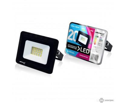 Прожектор светодиодный 20W, 6500 К