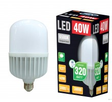 Лампа большой мощности LED T100 E27 35W 6500K