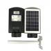 Уличный консольный светильник на солнечной батарее 20 вт